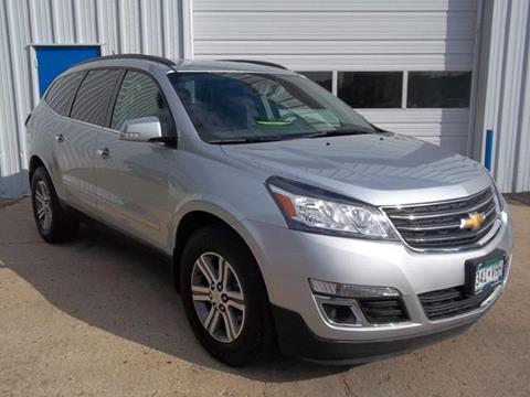 2017 Chevrolet Traverse for sale in Wells MN