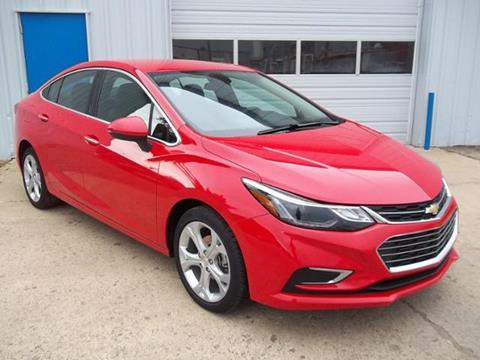2017 Chevrolet Cruze for sale in Wells, MN