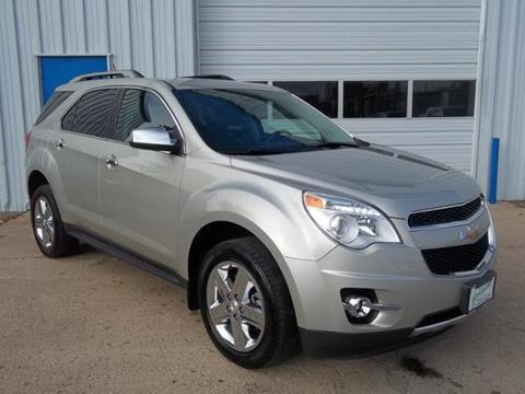 2015 Chevrolet Equinox for sale in Wells MN