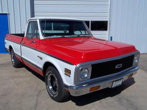1971 Chevrolet C/K 1500 Series for sale in Wells, MN