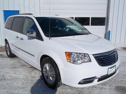 2015 Chrysler Town And Country For Sale In Minnesota