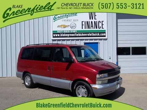 1997 Chevrolet Astro for sale in Wells, MN