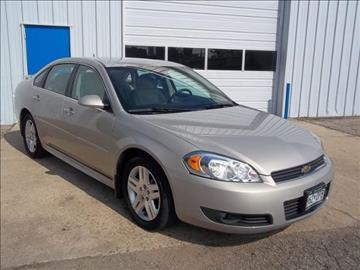 2011 Chevrolet Impala for sale in Wells, MN