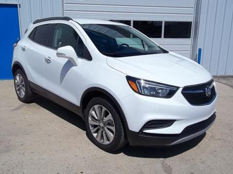 2017 Buick Encore for sale in Wells, MN