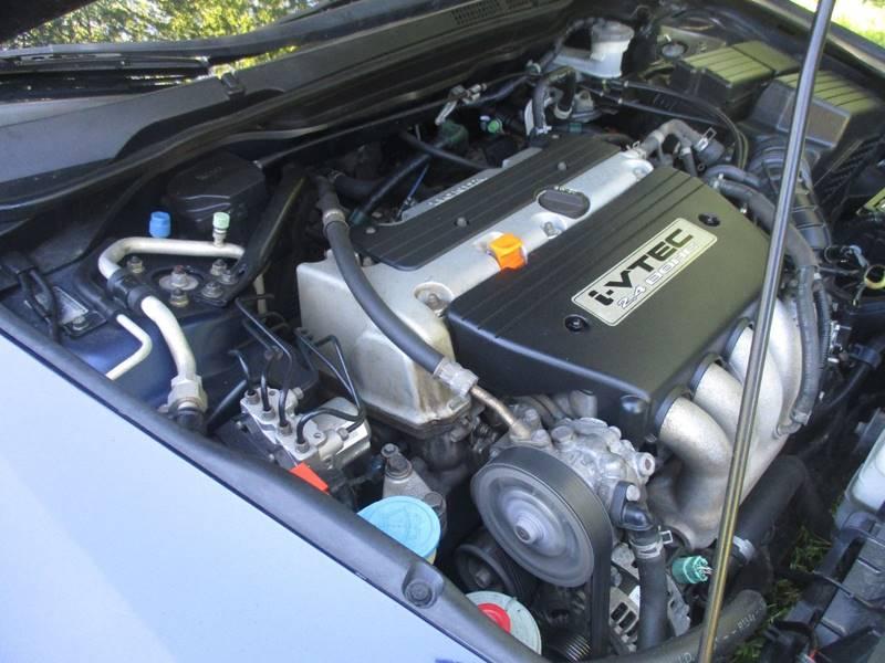 2004 Honda Accord EX 4dr Sedan w/Leather - Milledgeville GA