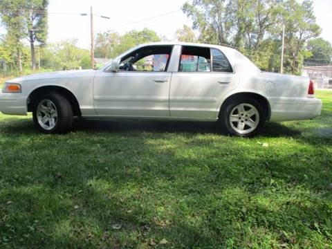 2002 Ford Crown Victoria for sale in Milledgeville, GA