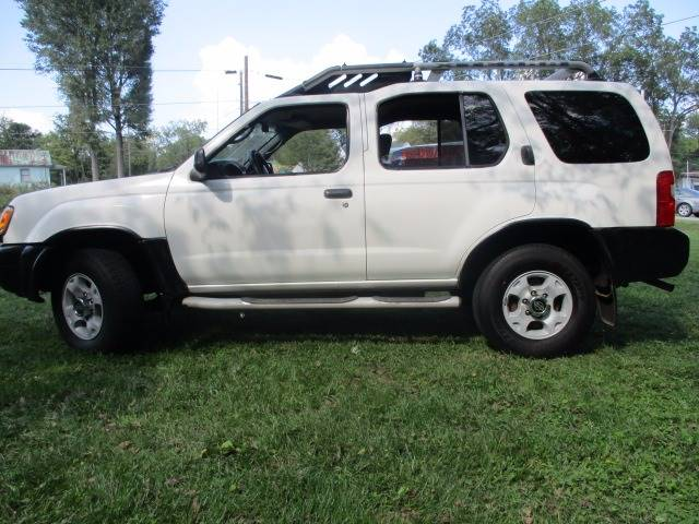 2000 nissan xterra 4dr xe v6 suv in milledgeville ga. Black Bedroom Furniture Sets. Home Design Ideas