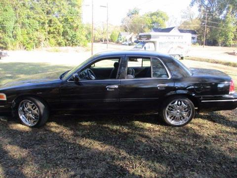 2000 Ford Crown Victoria for sale in Milledgeville, GA