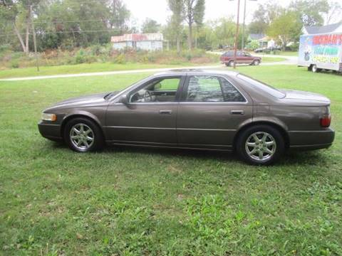 2000 Cadillac Seville for sale in Milledgeville, GA