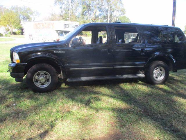 Ford Excursion Limited WD Dr SUV In Milledgeville GA - 2002 excursion
