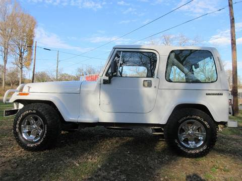 1989 Jeep Wrangler for sale in Milledgeville, GA