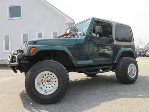 1999 Jeep Wrangler for sale in Milledgeville, GA