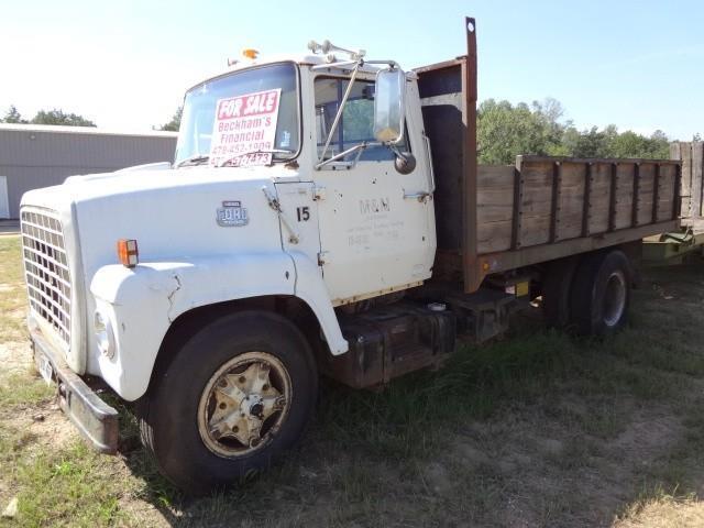 1981 Ford Dump Truck 7000 Series - Milledgeville GA
