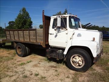 1981 Ford Dump Truck for sale at Beckham's Used Cars in Milledgeville GA