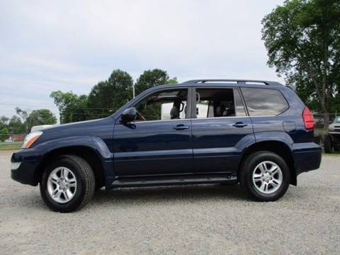 2007 Lexus GX 470 for sale at Beckham's Used Cars in Milledgeville GA