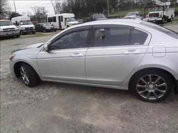 2009 Honda Accord for sale at Beckham's Used Cars in Milledgeville GA