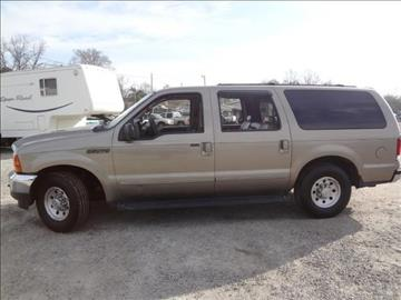 2000 Ford Excursion for sale at Beckham's Used Cars in Milledgeville GA