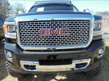 2015 GMC Sierra 2500HD for sale at Beckham's Used Cars in Milledgeville GA