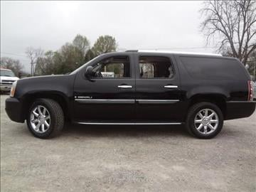 2008 GMC Yukon XL for sale at Beckham's Used Cars in Milledgeville GA