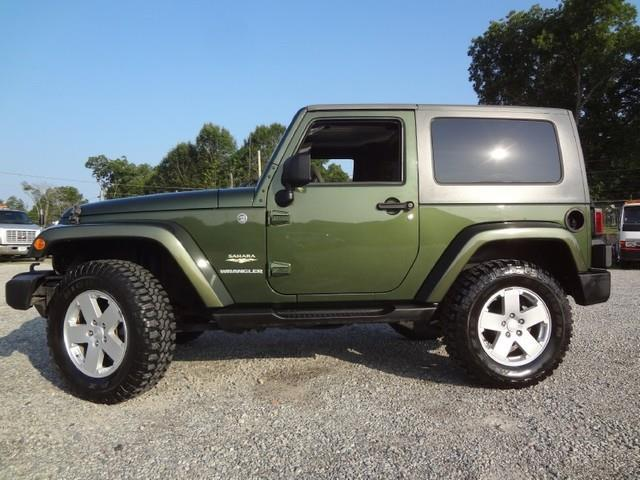 2008 Jeep Wrangler for sale at Beckham's Used Cars in Milledgeville GA