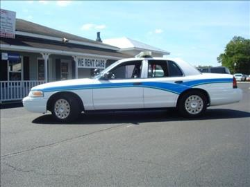 2004 Ford Crown Victoria for sale at Beckham's Used Cars in Milledgeville GA