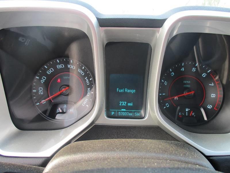 2013 Chevrolet Camaro SS 2dr Convertible w/2SS - Milledgeville GA