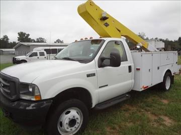 2002 Ford Super Duty F-550 DRW for sale at Beckham's Used Cars in Milledgeville GA