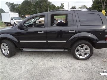 2008 Dodge Durango for sale at Beckham's Used Cars in Milledgeville GA