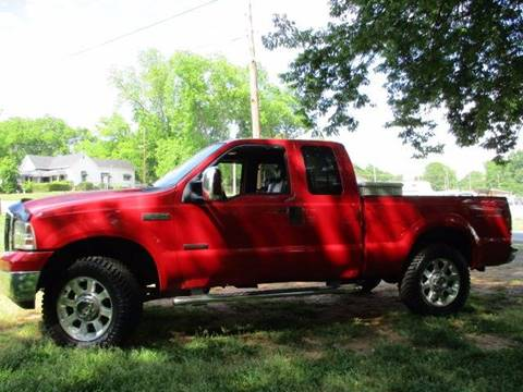 2007 Ford F-250 Super Duty for sale at Beckham's Used Cars in Milledgeville GA