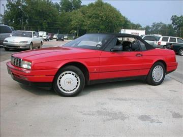 1992 Cadillac Allante for sale in Milledgeville, GA