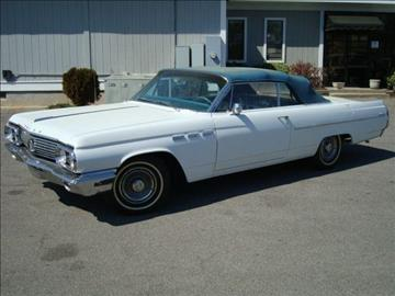1963 Buick LeSabre for sale at Beckham's Used Cars in Milledgeville GA