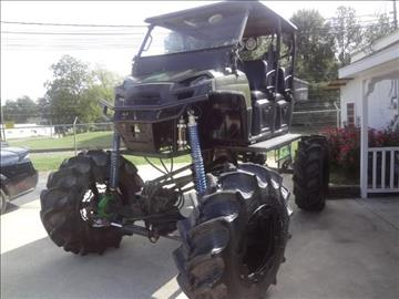 Polaris Ranger for sale at Beckham's Used Cars in Milledgeville GA