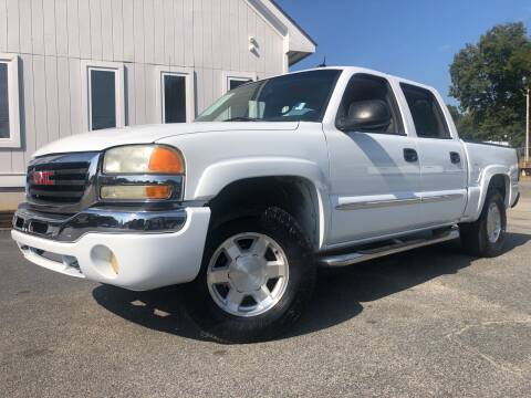 2004 GMC Sierra 1500 for sale at Beckham's Used Cars in Milledgeville GA