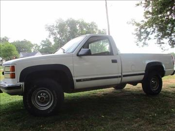 1999 GMC Sierra 2500 Classic for sale in Milledgeville, GA