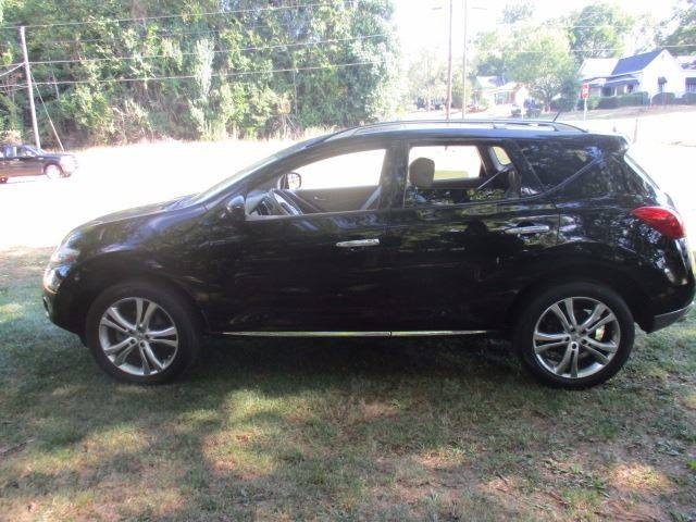 2009 Nissan Murano for sale at Beckham's Used Cars in Milledgeville GA