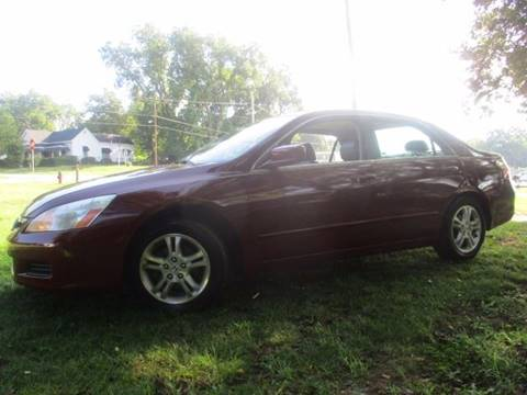 2007 Honda Accord for sale at Beckham's Used Cars in Milledgeville GA