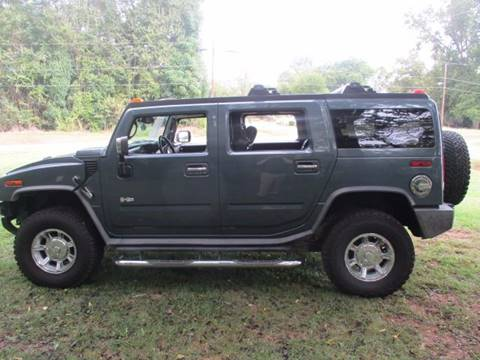 2005 HUMMER H2 for sale at Beckham's Used Cars in Milledgeville GA