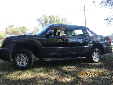 2003 Chevrolet Avalanche for sale at Beckham's Used Cars in Milledgeville GA