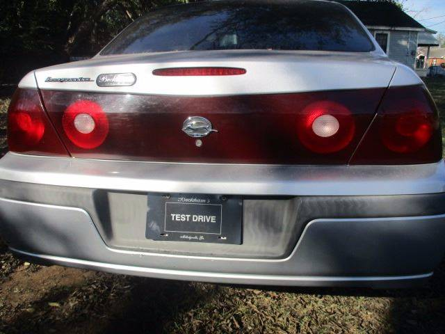 2003 Chevrolet Impala 4dr Sedan - Milledgeville GA