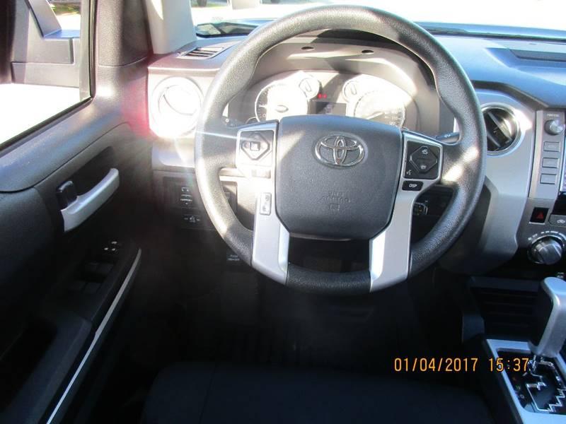 2014 Toyota Tundra 4x2 SR5 4dr CrewMax Cab Pickup SB (5.7L V8) - Milledgeville GA