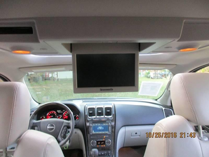 2011 GMC Acadia Denali 4dr SUV - Milledgeville GA