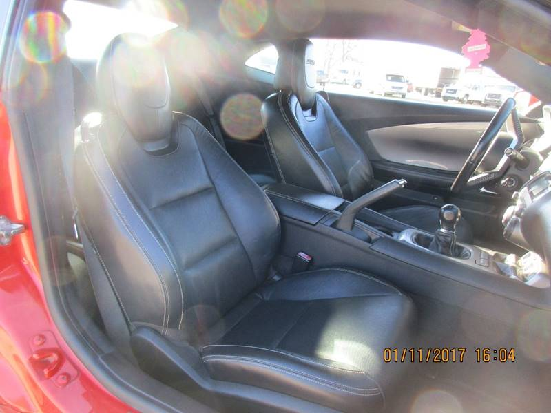 2010 Chevrolet Camaro SS 2dr Coupe w/2SS - Milledgeville GA