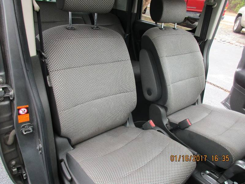 2009 Nissan cube Krom 4dr Wagon - Milledgeville GA