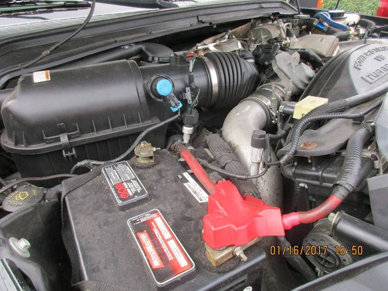 2008 Ford F-450 Super Duty Lariat 4dr Crew Cab 4WD LB DRW - Milledgeville GA