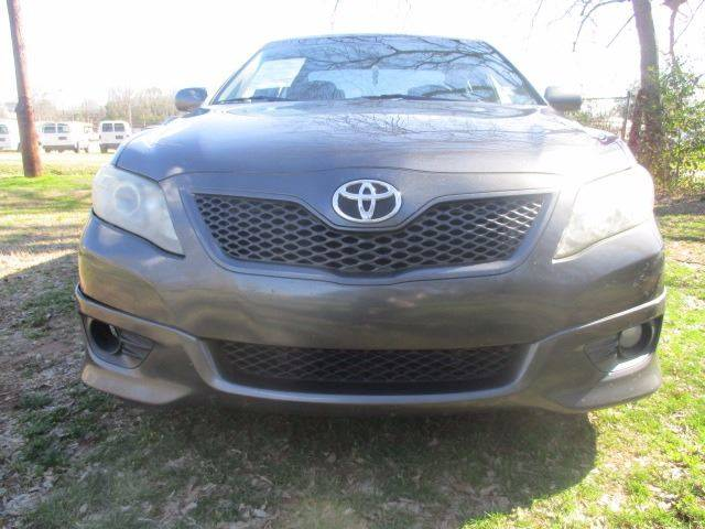 2011 Toyota Camry 4dr Sedan 6A - Milledgeville GA