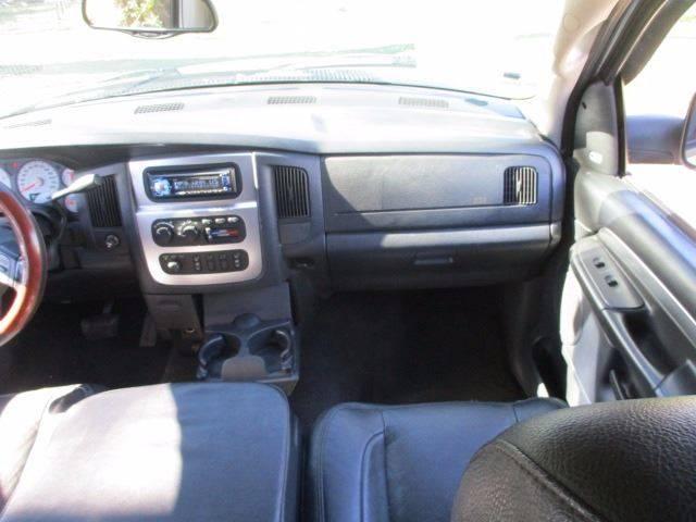 2005 Dodge Ram Pickup 3500 4dr Quad Cab SLT 4WD LB - Milledgeville GA