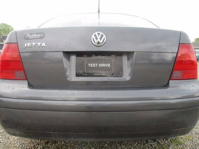 2003 Volkswagen Jetta GL 4dr Sedan - Milledgeville GA