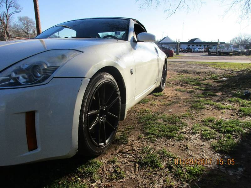 2006 Nissan 350Z Enthusiast 2dr Convertible (3.5L V6 5A) - Milledgeville GA