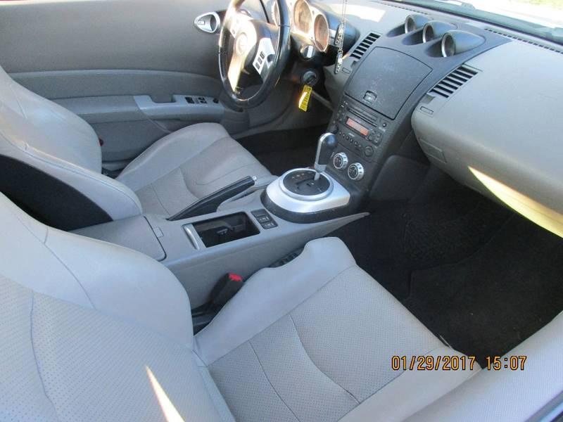 2006 Nissan 350Z Enthusiast 2dr Convertible (3.5L V6 5A) - Milledgeville GA