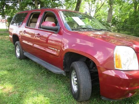2007 GMC Yukon XL
